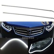"0.3"" Thinnest 60cm Pure White LED Daytime Strip Light For Headlight DRL Retrofit"
