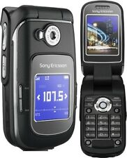 Sony Ericsson Z710i Black (Ohne Simlock) 4Band 2MP Radio MP3 Walkman Rarität TOP