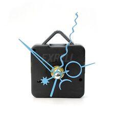 Kit Movimento Quarzo Lancette Blu Ore Minuti Secondi Orologi Ricambio Attrezzi