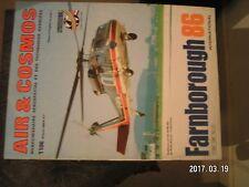** Air & Cosmos n°1106 Farnborough 86 / Générateur solaire déployable pour Mir