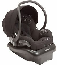 Maxi-Cosi Mico AP Air Protect Infant Baby Car Seat w Base Devoted Black IC152BIZ