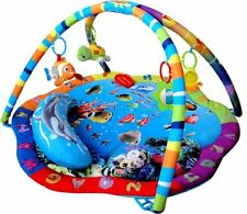 Baby Musical Activity Play Mat, Playmat, Play gym, playgym - Ocean Sealife