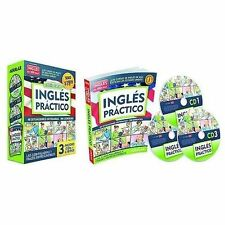 Ingls Prctico Book + 3 CD Pack) Ingles en 100 Dias) Spanish Edition)