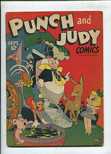Punch and Judy Comics # 2- (5.5) 1946