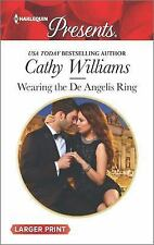 The Italian Titans: Wearing the de Angelis Ring by Cathy Williams (2015, Pape...