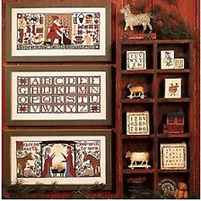 The Prairie Schooler Christmas Traditions Cross Stitch Pattern Book No. 95