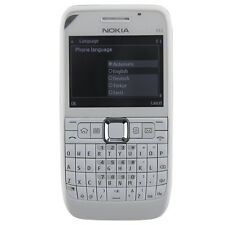 Nokia E63 QWERTY Keypad Unlocked GSM Mobile Phone with Camera Support 3G WIFI