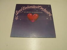 LOVE UNLIMITED ORCHESTRA - MY SWEET SUMMER SUITE - LP 1976 MADE IN ITALY - FUNK