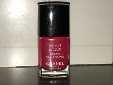 Chanel Vernis BIGARREAU SOFT RED Vintage Nail Polish Limited Edition RARE NEW!!!