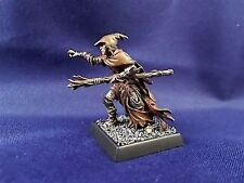 wizard Reaper Miniature D&D PAINTED RPG magic user, mage,sorcerer