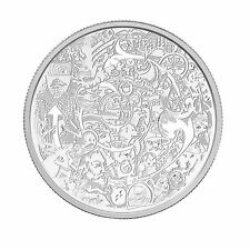 Canada 2014 2 oz Fine Silver Coin Through the Eyes of Tim Barnard In Stock!