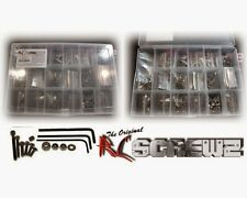 RC ScrewZ mrs002 Monster Racers 900 Piece Standard Hardware Kit for 1/8 Buggys