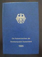 Bund,BRD Jahrbuch 1995 komplett postfrisch ,gebraucht.