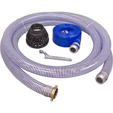 NEW! Powermate 2 Inch NPT Water Pump Hose Kit!!
