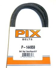 144959 Pix Kevlar Belt Compatible With Craftsman 144959, 130801, 532144959  9 10