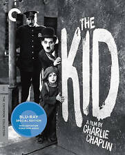 The Kid (Blu-ray Disc, 2016, Criterion Collection)