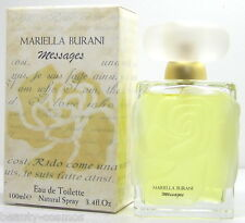 Mariella Burani Messages  100 ml EDT Spray NeuOVP