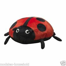 IKEA SAGOSTEN Children Kids Inflatable Seat Cushion Slipcover Ladybird Toys-B788