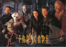 FARSCAPE SEASON ONE PAUL MILLS PROMOTIONAL CARD 2 OF 5