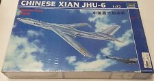 Trumpeter Chinese Xian Jhu-6 1:72 Plastic Model No.01614 (M-152)