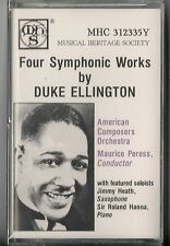 Duke Ellington - Four Symphonic Works (Cassette MUSICAL HERITAGE) New!