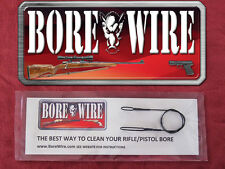 .38 Special Bore Cleaning Cable - HD Bore Wire - Stainless Steel - Quality!