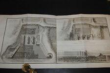 Cessart - Description des travaux hydrauliques -Paris 1806-1808