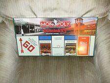 Monopoly Dominick's Collectors Edition Board Game **NEW** Grocery Store Toys