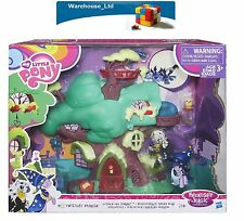 MY Little Pony l'amicizia è magico COLLECTION GOLDEN OAK libreria PLAYSET