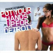 Put Your Hands Up for Detroit [Single] by Fedde Le Grand (Vinyl, Oct-2006, Data)