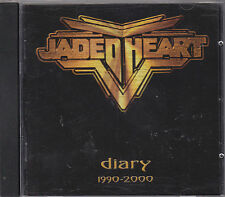 JADED HEART - diary 1990-2000 CD