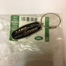 LAND ROVER GENUINE SOLIHULL KEY RING STC62071