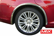 FTCR201 05-10 Chrysler 300 / 300C Dodge Charger Magnum POLISHED Fender Trim