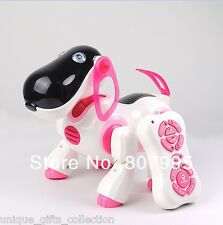 UNIQUE - SMART DOG ROBOT TOY FOR KIDS REMOTE CONTROL INFRARED INTELLIGENT