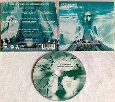 Kataklysm - Temple Of Knowledge CD ORG NUCLEAR BLAST Records