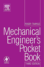 MECHANICAL ENGINEER'S POCKET BOOK THIRD EDITION ROGER TIMINGS