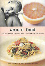 "Woman Food (Eat Your Way to a Healthy Body), Stanford, Dell, Vassallo, Jody, ""AS"