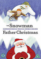 The Snowman / Father Christmas (DVD, 2008, 2-Disc Set)