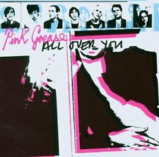 CD NEUF scellé - PINK GREASE - ALL OVER YOU -C38