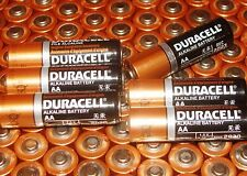 100 Count LOT Duracell Coppertop DRY-CELL AA Size Alkaline Batteries EXP 2019+