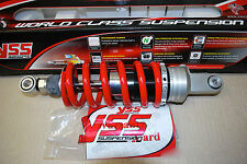YAMAHA DT125R 89-O6 REAR SHOCK ABSORBER NITROGEN GAS ADJUSTABLE 2 YEAR WARRANTY