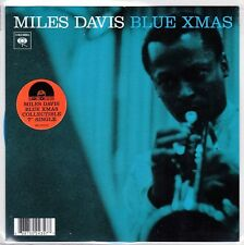 "Miles Davis - Blue Xmas / Devil May Care - 7"" US Blue RSD 2014 Vinyl 45 - New"