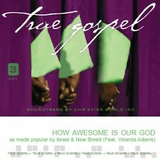 Israel & New Breed - How Awesome Is Our God - Accompaniment CD New