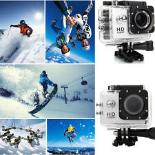 HD 720P Camcorder 30M Waterproof Sports DV For SJ4000 Helmet Action Digital Cam