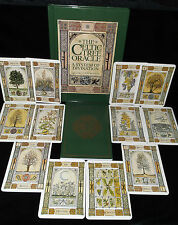 SEALED & BRAND NEW! CELTIC TREE CARD & BOOK ORACLE AN ANCIENT DIVINATION SYSTEM