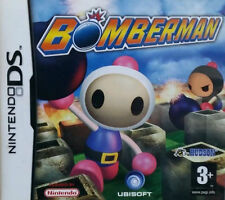 Bomberman Nintendo DS Game COMPLETE FREE POSTAGE