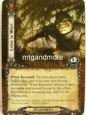 Lord of the Rings LCG - 2x fermo in attesa #129 - The Blood of Gondor