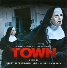 The Town  MUSIC CD