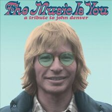 The Music Is You: A Tribute to John Denver [Digipak] by Various Artists (CD,...