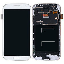 Touch Screen Digitizer LCD Display+Frame For Samsung Galaxy S4 i337 M919 i9500